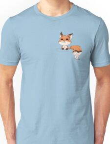 foxy pocket  Unisex T-Shirt