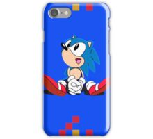 Retro Sonic iPhone Case/Skin