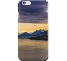 Queenstown Glenorchy Road, New Zealand iPhone Case/Skin