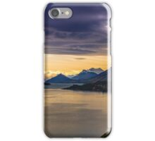 Queenstown Glenorchy Road, New Zealand iPhone Case/Skin