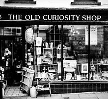 The Old Curiosity Shop by GreatWhyte