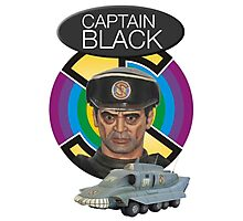 Captain Black Photographic Print