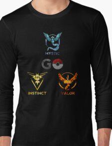Go Teams Long Sleeve T-Shirt
