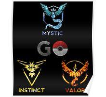 Go Teams Poster