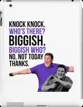 Peter Kay - The Tour That Didn't Tour Tour - Knock Knock Joke by 4ogo Design