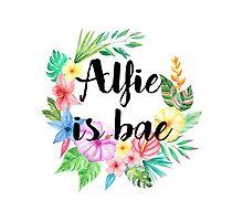 Alfie (Deyes) Is Bae Photographic Print