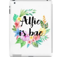 Alfie (Deyes) Is Bae iPad Case/Skin