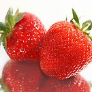 Strawberries sweet by RosiLorz