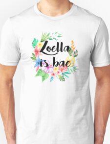 Zoella Is Bae Unisex T-Shirt