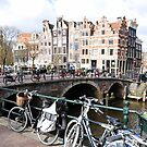 Amsterdam by Bryan Cossart