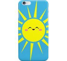 Happy Sun iPhone Case/Skin