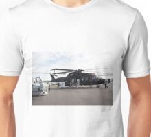 Agusta-Westland HH-101 helicopter  Unisex T-Shirt
