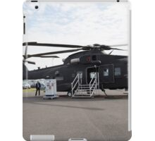 Agusta-Westland HH-101 helicopter  iPad Case/Skin