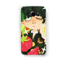 what's with all the food, mob Samsung Galaxy Case/Skin