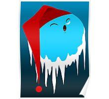 Santa Claus Planet Poster