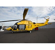 Agusta-Westland 189 helicopter  Photographic Print
