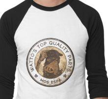 Watto's Top Quality Parts Men's Baseball ¾ T-Shirt