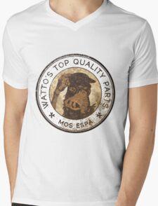 Watto's Top Quality Parts Mens V-Neck T-Shirt