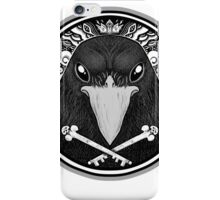 Storm Crow ! iPhone Case/Skin