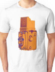 Rolleiflex Automat 6x6 - Model 2 = K4B Unisex T-Shirt