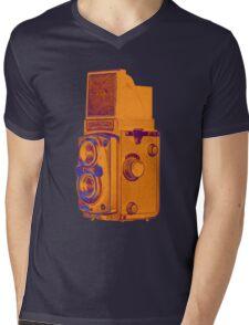 Rolleiflex Automat 6x6 - Model 2 = K4B Mens V-Neck T-Shirt
