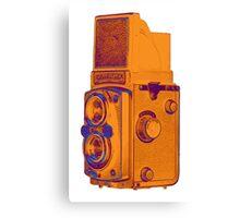 Rolleiflex Automat 6x6 - Model 2 = K4B Canvas Print