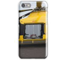 Agusta-Westland 189 helicopter  iPhone Case/Skin