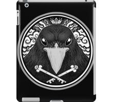 Storm Crow ! iPad Case/Skin