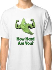 Metapod Used Harden Classic T-Shirt