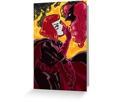 Batwoman Greeting Card