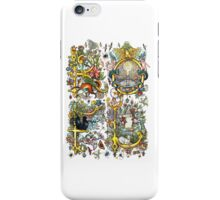 The Illustrated Alphabet  ROFL iPhone Case/Skin