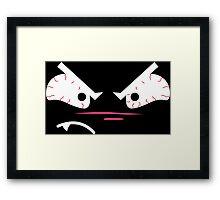 Evil Eyes of Ivan Framed Print