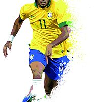 Neymar Jnr by Leopard