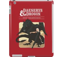 D&D iPad Case/Skin