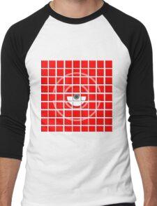 Gotta Catch 'Em All. (Team Valor) Men's Baseball ¾ T-Shirt