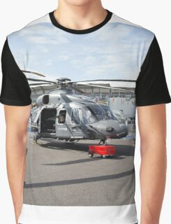 Agusta-Westland AW149 helicopter  Graphic T-Shirt