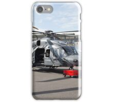 Agusta-Westland AW149 helicopter  iPhone Case/Skin