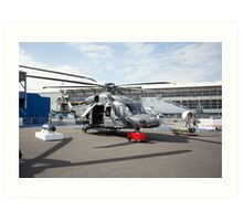 Agusta-Westland AW149 helicopter  Art Print
