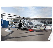 Agusta-Westland AW149 helicopter  Poster