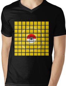Gotta Catch 'Em All. (Team Instinct) Mens V-Neck T-Shirt