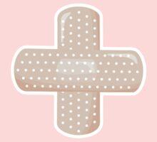 First Aid Plaster Kids Tee