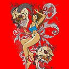VIRGIN - SKULL by William Mendez