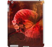 Skull and Roses iPad Case/Skin