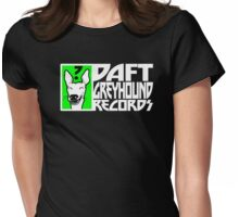 Daft Greyhound (Special order) Womens Fitted T-Shirt