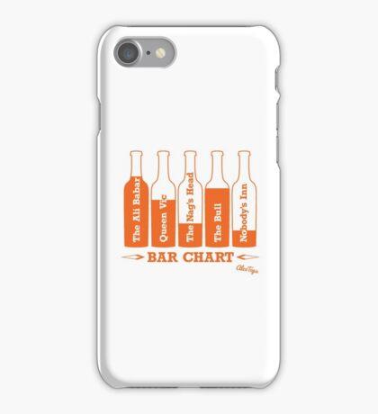 Bar Chart iPhone Case/Skin