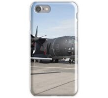 Airbus A400m Military Transport Aircraft  iPhone Case/Skin