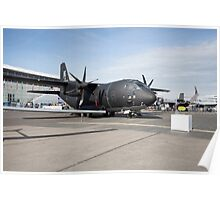 Airbus A400m Military Transport Aircraft  Poster