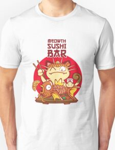 Sushi Bar Unisex T-Shirt