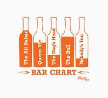 Bar Chart Unisex T-Shirt