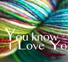 Love Yarn by Trish Peach